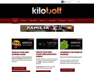 kilobolt.com screenshot