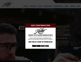 kimberamerica.com screenshot