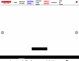 kimbo.it screenshot