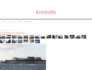 kimbofo.typepad.com screenshot