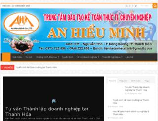 kimhames.com screenshot