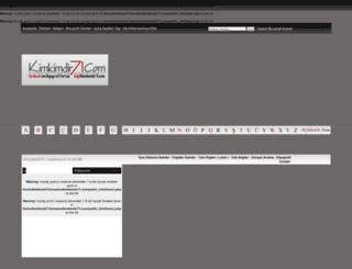 kimkimdir71.com screenshot