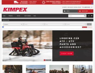 kimpex.com.ru screenshot