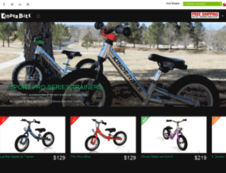 kinderbikeusa.com screenshot