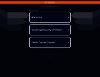 kindergarten-tip.de screenshot