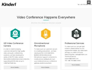 kinderl.com screenshot