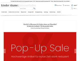 kinderraeume.com screenshot