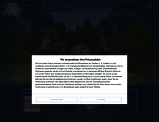 kinderzeitmaschine.de screenshot