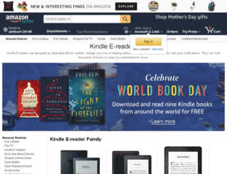 kindlecheapreads.com screenshot
