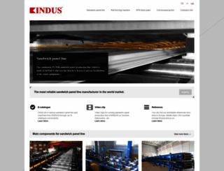kindus.com screenshot