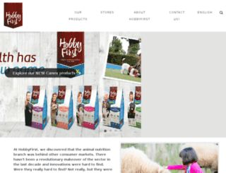 king-foodfordogs.com screenshot