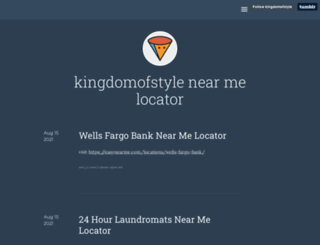 kingdomofstyle.tumblr.com screenshot