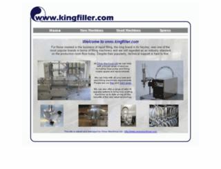 kingfiller.com screenshot