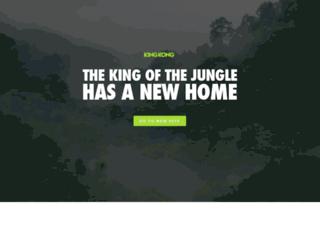 kingkongco.com.au screenshot