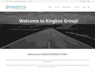 kingkosgroup.com screenshot