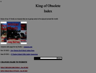 kingofobsolete.ca screenshot
