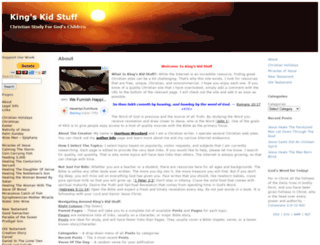 kingskidstuff.com screenshot