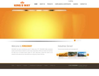 kingswaycables.com screenshot