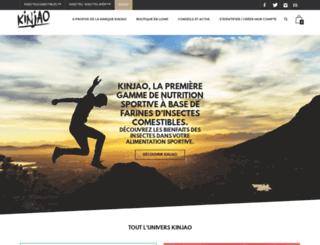 kinjao.com screenshot