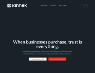 kinnek.com screenshot