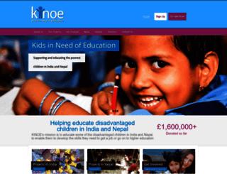 kinoe.org screenshot