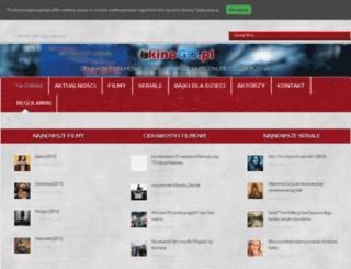 kinogo.pl screenshot