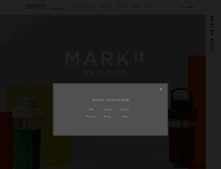 kinto.co.jp screenshot
