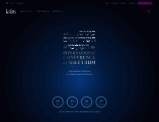 kinus.com screenshot