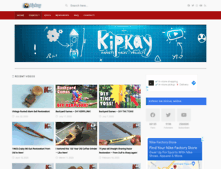 kipkay.com screenshot