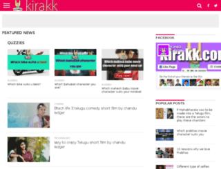 kirakk.com screenshot
