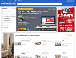 kiranakarya.indonetwork.co.id screenshot