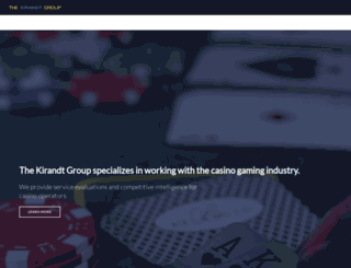 kirandt.com screenshot