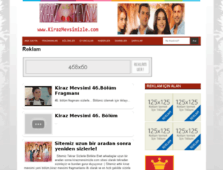 kirazmevsimizle.com screenshot