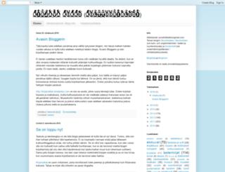 kirjavakukko.blogspot.com screenshot