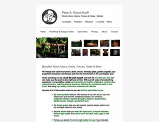 kirsch-korff.com screenshot