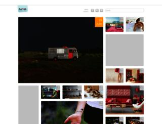 kirtsy.com screenshot