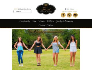 kischboutique.com screenshot