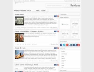 kisiselite.blogspot.com screenshot