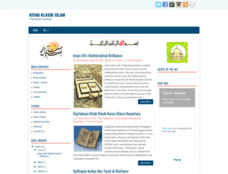 kitabklasik.net screenshot