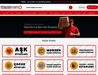 kitapaski.com screenshot