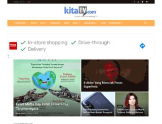 kitatv.com screenshot