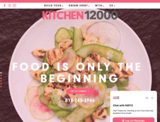kitchen12000.com screenshot