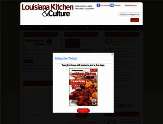 kitchenandculture.com screenshot