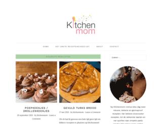 kitchenmom.nl screenshot