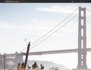 kiteboat.com screenshot