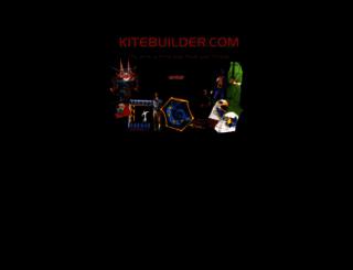 kitebuilder.com screenshot