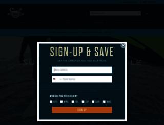 kitepaddlesurf.com screenshot