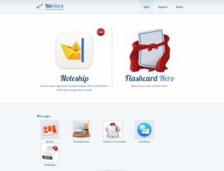 kitestack.com screenshot