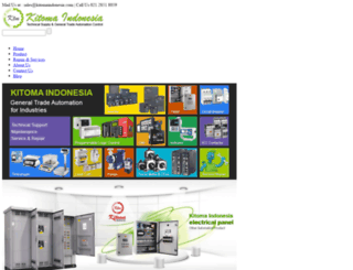 kitomaindonesia.com screenshot