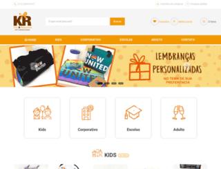 kitserequintes.com.br screenshot